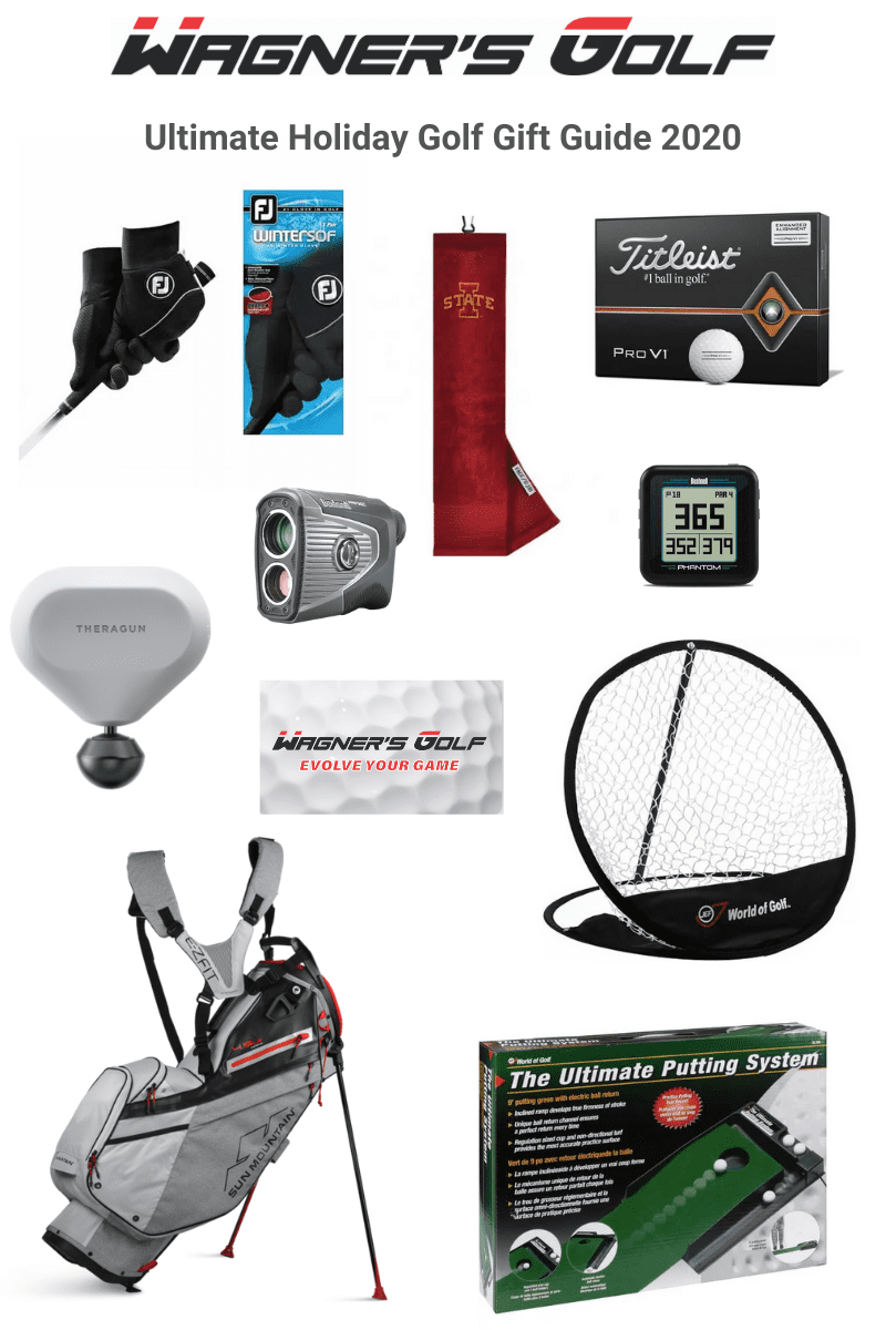 Ultimate Holiday Golf Gift Guide 2020