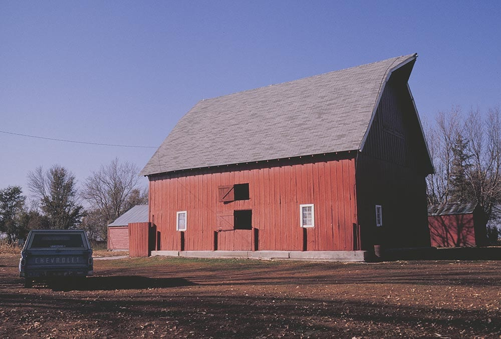 Howard Barn
